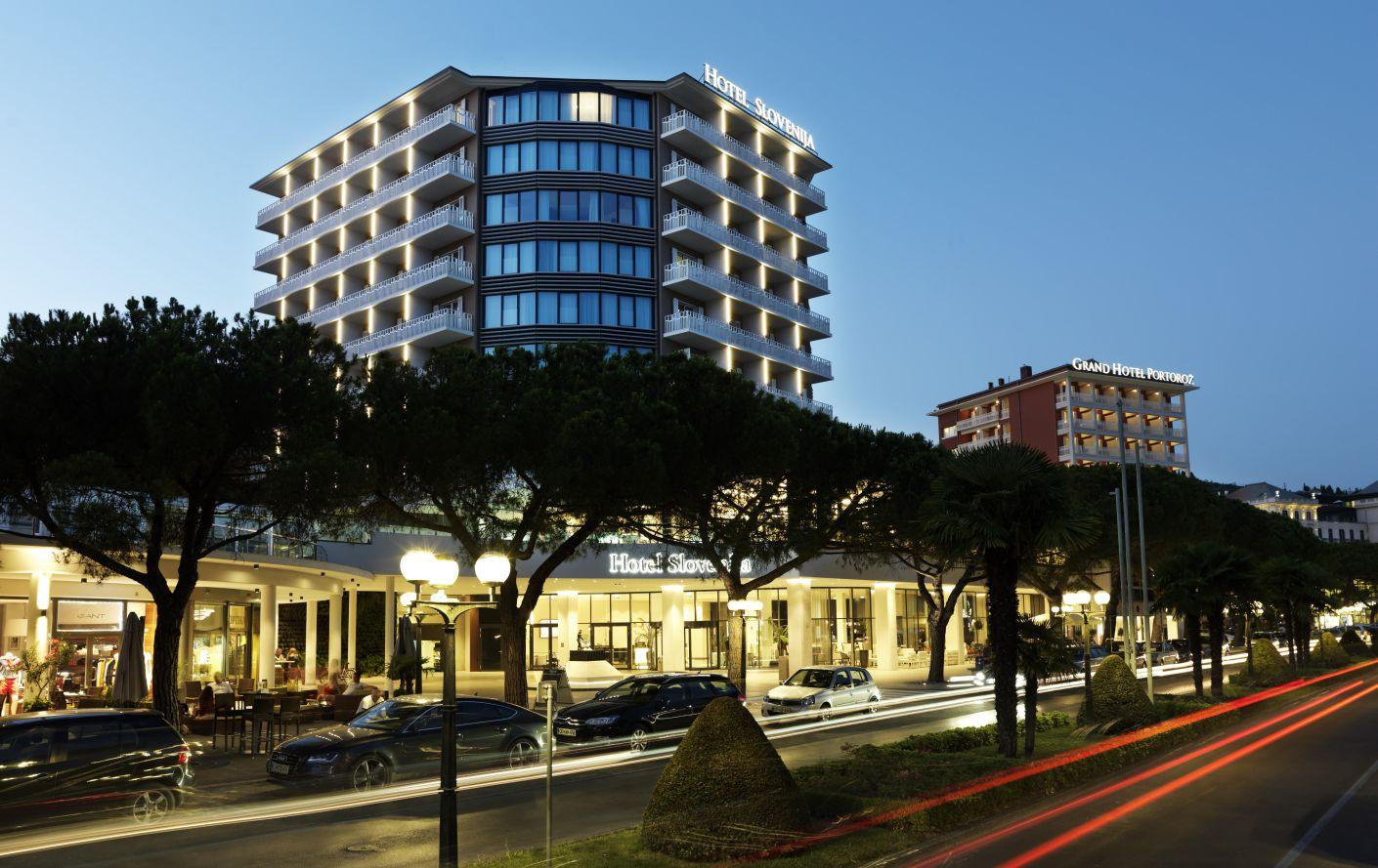 Mind hotel slovenija portoro piran for Wellness hotel slovenia