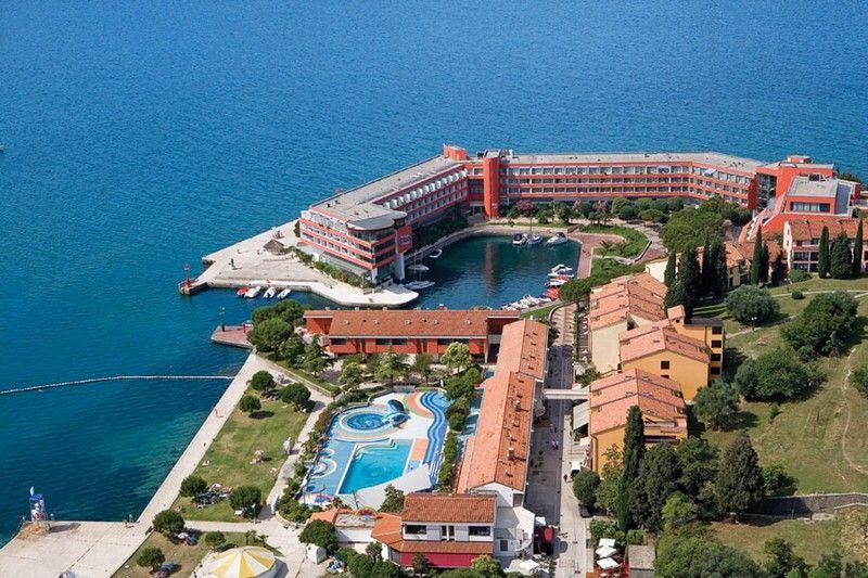 Hotel vile park portoro piran for Design hotel slowenien