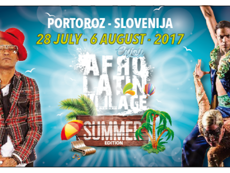 Afro latin music festival portoro piran for Afro latino 18 cuisine