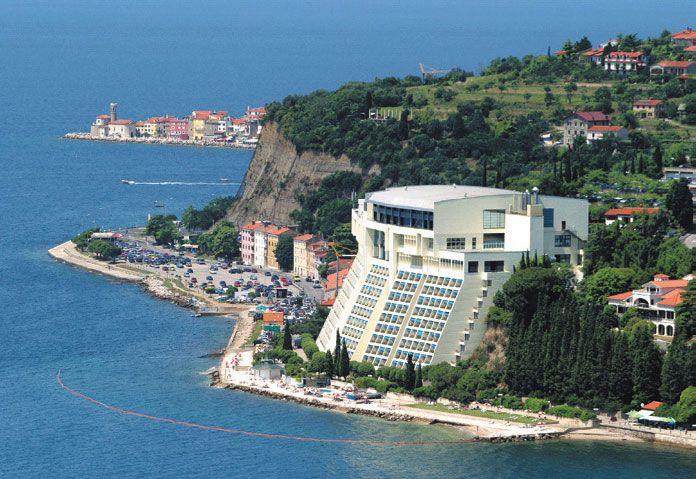Grand Hotel Bernardin Slovenia Portorose