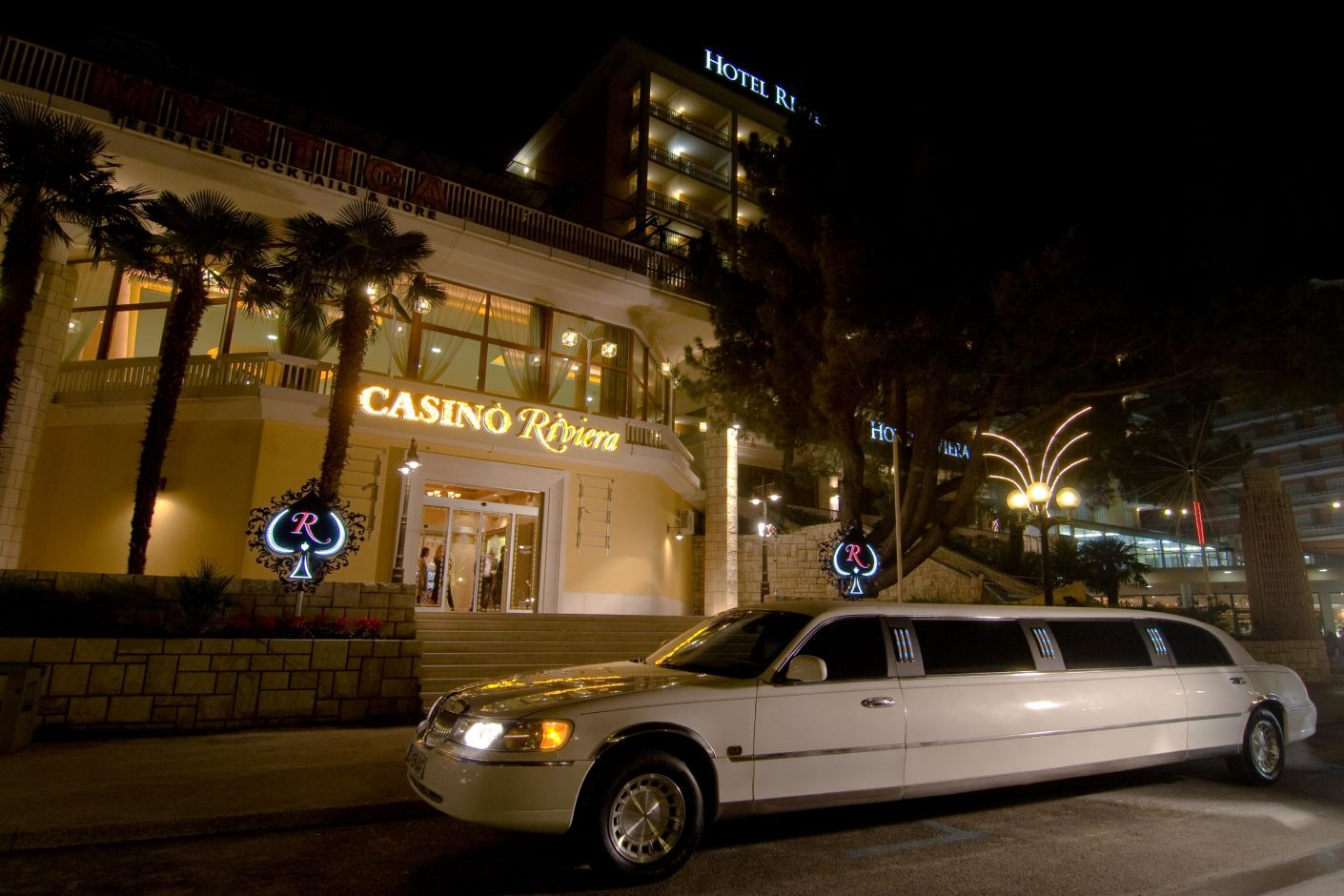 Casino riviera portorose slovenia