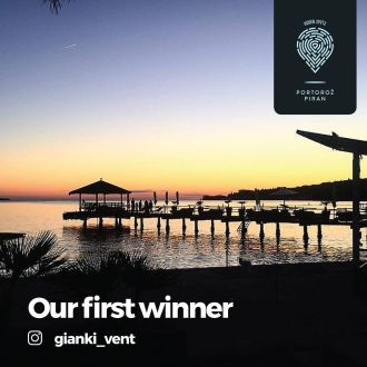 And the winner of our first GoPro camera is … @gianki_vent! Congratulations! 
