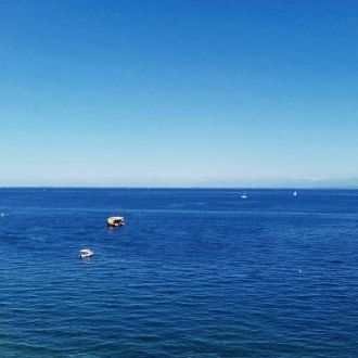 Adriatique vue de Piran !