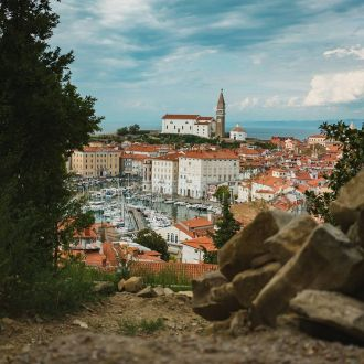 a bit of a different view on Piran 🇸🇮 #spotrevealed @portorozpiran - last few pictures I took on my vacation in Fiesa/Piran -