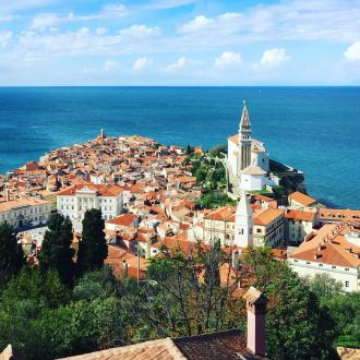 Beautiful Piran. #spotrevealed @portorozpiran