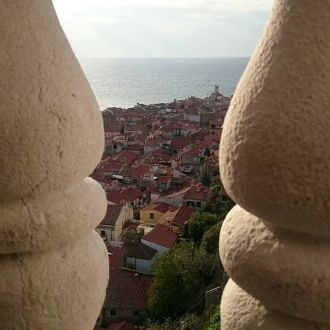 Lying position #piran #ifeelslovenia #slowenien #slovenia #favouriteplace #loveit #mediteranian #adriaticsea #thisisslovenia #visitslovenia  #beautifuldestinations #greatview #view #seaside #hello_worldpics #spotrevealed #framed #lovethisplace