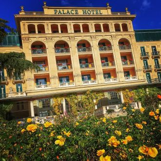 Mesto rož – naš Portorož ... 🌹🌞🌹 One and only ... Kempinski Palace Portorož 🇸🇮 #kempinski #kempinskiportoroz #vip #georgeous #fameous #cool #photo #hotel #deluxe #slovenia #portoroz #portorose #picture #ifeelslovenia #great #view #magic #colorful #sky #hotel #relax #travel #unforgettable #natgeotravel #photooftheday #picoftheday #beautiful #travelphotography #lonelyplanet #spotrevealed #happy